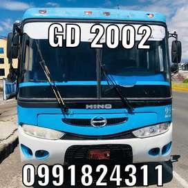 VENDO BUS GD 2002