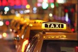 Busco chofer taxi cubre franco