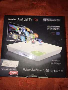 Woxter Android Tv 100, Smart Tv