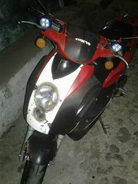Vendo Moto Pasola roadpower