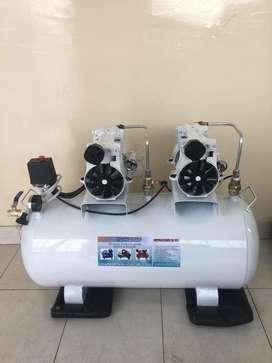 Compresor Thomas de 2 Hp Libre de Aceite