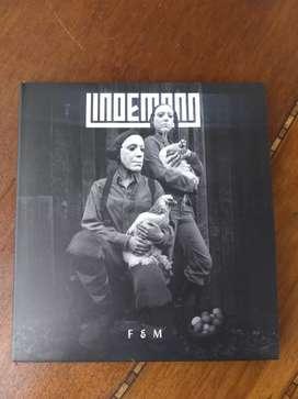 Vendo cd de Lindemann(rammstein) frau & mann