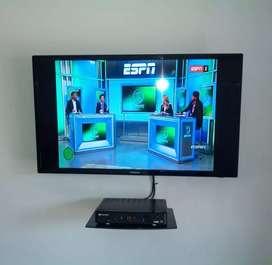 Soportes para Televisores ojo precios sin instalación desde 45.000