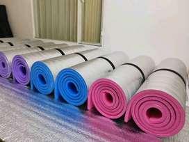 colchonetas para yoga y pilates