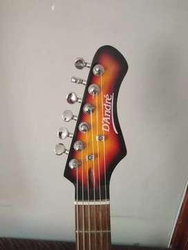 Se vende guitarra electrica