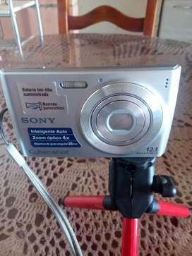 Camara Sony 12 megapíxeles