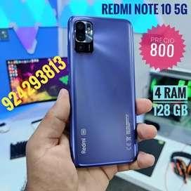 Redmi note 10 versión 5g sellado 128/4 ram