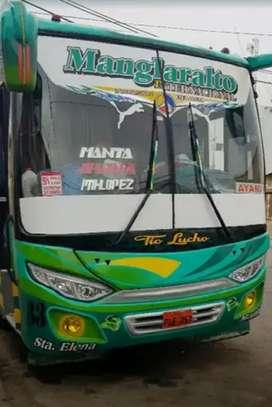 Venta bus con cupo y derechos