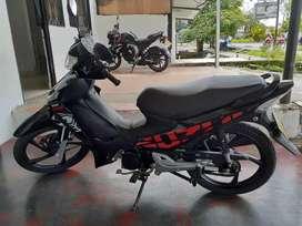 Vendo moto suzuki viva R style