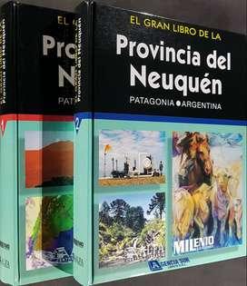 El Gran Libro de la Provincia del NEUQUÉN