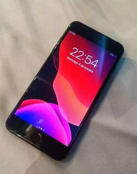 iPhone 7 plus Negro 128GB libre