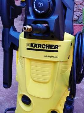 Vendo hidrolavadora carcher k4 primium