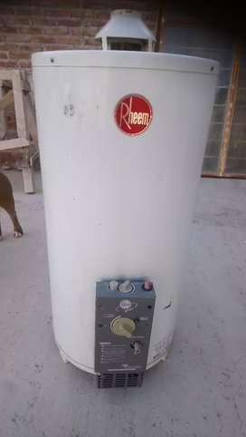 Vendo termotanque a gas en muy buen estado