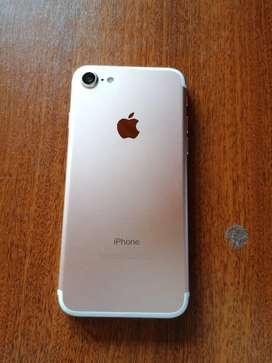 Vendo o Cambio Iphone 7 32 gigas