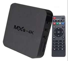 Mini Tv Box 4k Ram 2gb Dd 16gb + Envio