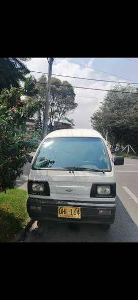 Camioneta Cherry Particular modelo 2007 (SIN TRASPASO)