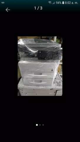 fotocopiadora imptesora RICOH mp 301