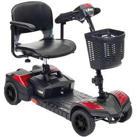 Silla de ruedas electrica Scooter Spitfire