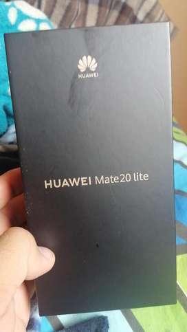 Huawei Mate20Lite 64Gb con 6 meses de uso