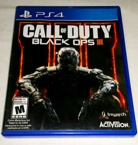 Se cambia call of duty black ops 3 SOLO CAMBIOS