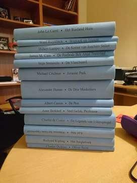 Venta de obras literarias en Holandés