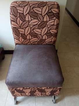 Vendo hermosas sillas para sala decorativas