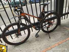 Vendo cicla en excelente estado