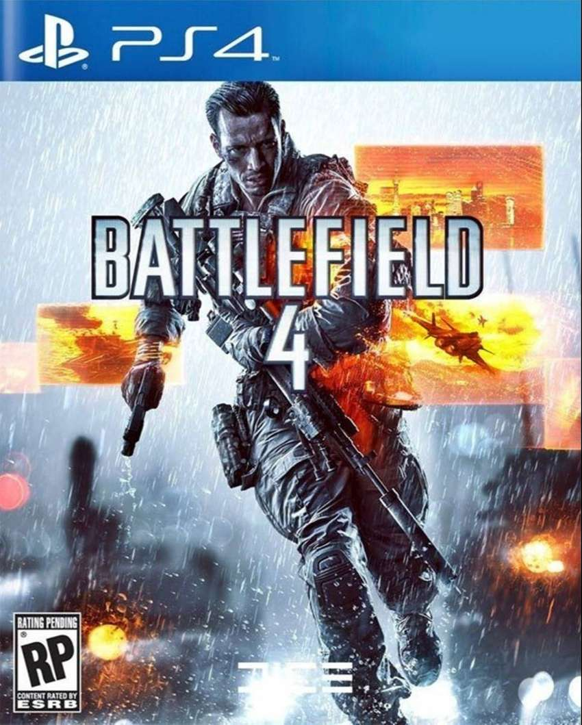 Battlefield 4 Playstation 4 Ps4, Físico