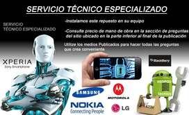Servicio Tecnico especializado PC CELULARES Soldaduras