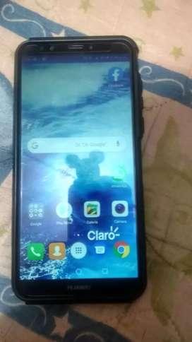 Huawei y7 barato recibo intercambio