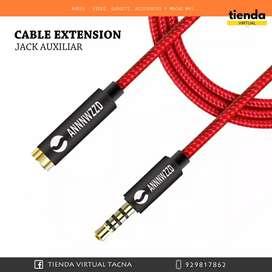 EXTENSION DE AUXILIAR JACK