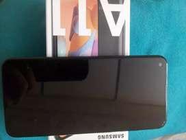 Vendo Samsung A 11 64 Gb y 4 Ram