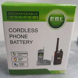 Bateria - Pila, Teléfono Inalámbrico Panasonic. Hhr-p105