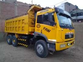 Volquete faw 375