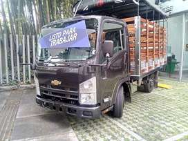 camion chevrolet sin bancos, tasas desde 0.28% en medelli
