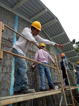 Construcción y Diseño Brindamos el servicio de:  -Albañilería  -Pintura  -Electricidad  -Plomeria  -Gasfitero