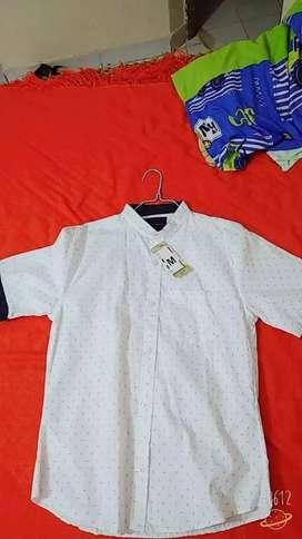 Se vende camisa para hombre talla