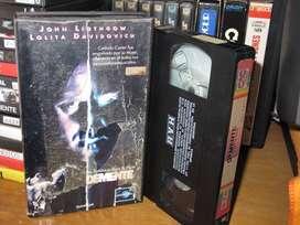 Raising Cain (Demente) - 1992 VHS
