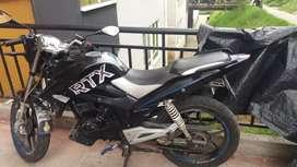 Moto rtx modelo 2014