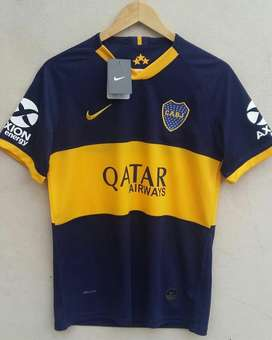 Nueva Camiseta Boca Jrs Modelo 2020