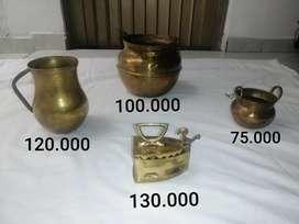 Artículos de antigüedad en bronce