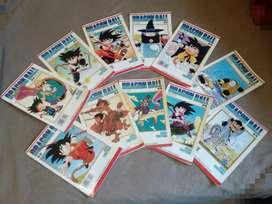 Dragon Ball Comic Manga
