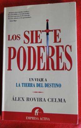 LOS SIETE PODERES ÁXEL ROVIRA CELMA EMPRESA ACTIVA en LA CUMBRE PUNILLA