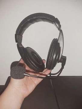 Audífono esenses con micrófono