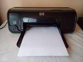 Impresora hp Deskjet D1660