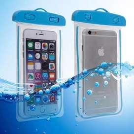 Forro Impermeable Contra Agua Samsung - Iphone