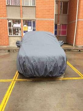 Cubre Auto DESDE $100.000 Material Garantizado, NO maltrata la pintura, Argolla de seguridad