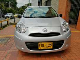 Hermoso Nissan march