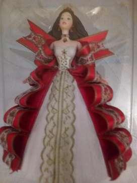 Adorno Navideño Navideño 1997 Barbie
