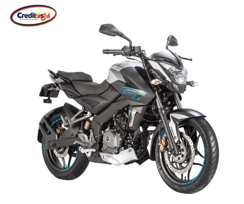 Moto Pulsar 200cc NS FI (2020) 0